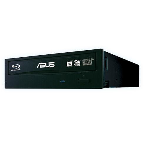 Blu-ray RW      SATA ASUS BW-16D1HT/B 16x Silent intern retail