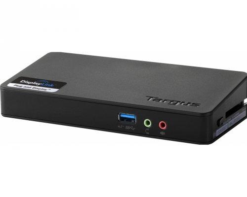 Targus USB 3.0 Docking Station (Single Video)