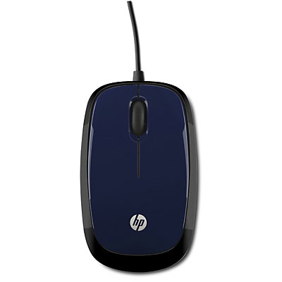 X1200 Wired Blue Mouse