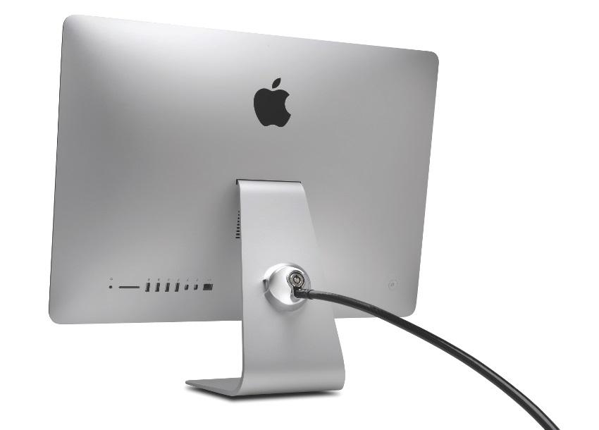 KENSINGTON SafeDome ClickSafe Custom Keyed Lock for iMac Universal ohne Schloss