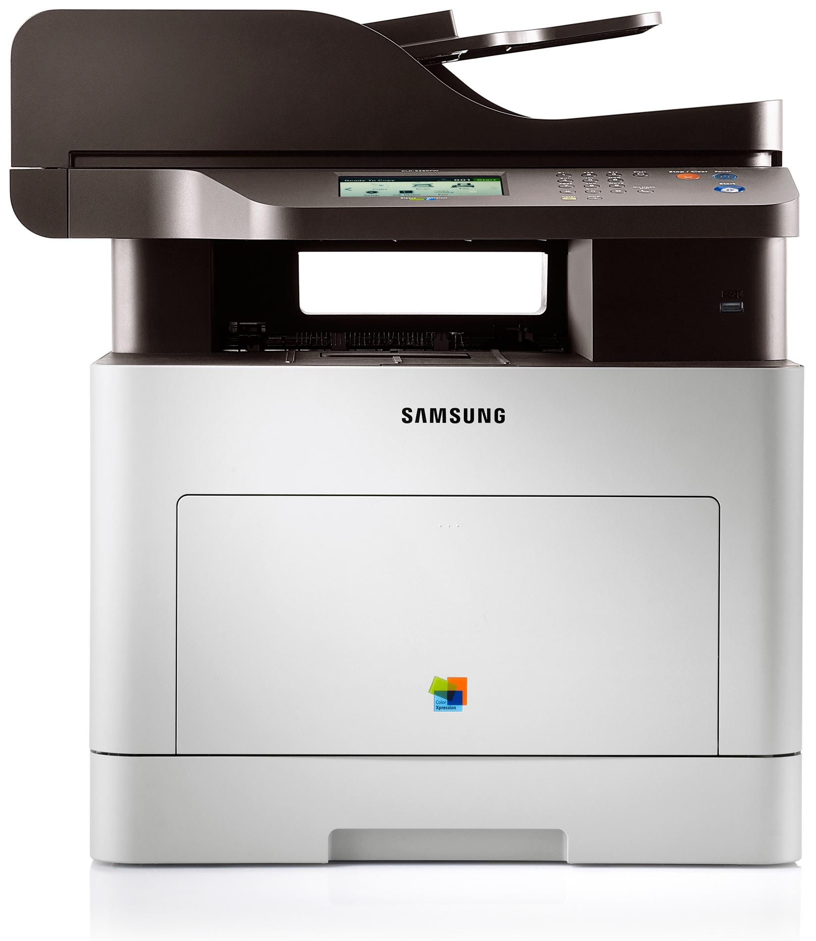 Samsung CLX-6260FW  Fb-Multifunktional-Laser-Gerät