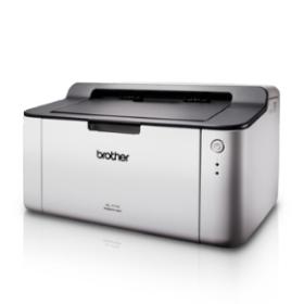 BROTHER HL-1110G1 A4 monochrom Laserdrucker 20ppm 2400x600pi 150 Blatt Papierzufuhr