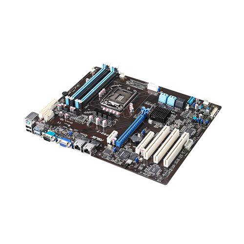 ASUS Server MB P9D-V Socket LGA1150 ATX Intel C224 4x DDR3 max 8GB 6x PCI-E