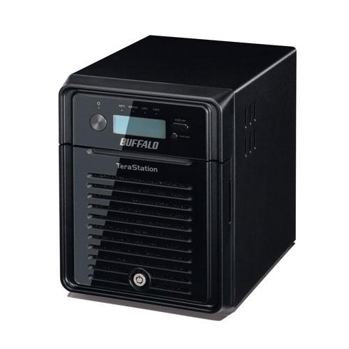 BUFFALO TeraStation 3400 12TB NAS & iSCSI 4x3TB 2xGigabit RAID 0/1/5/6/10
