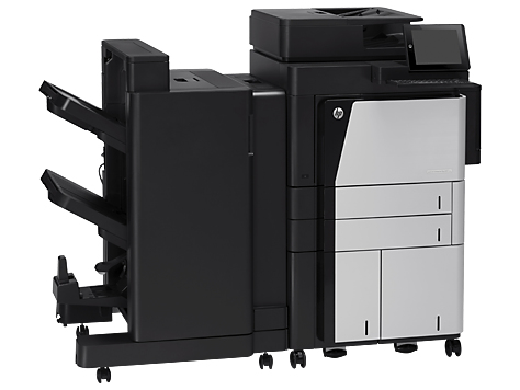All-in-One Printer HP LaserJet Enterprise flow M830z