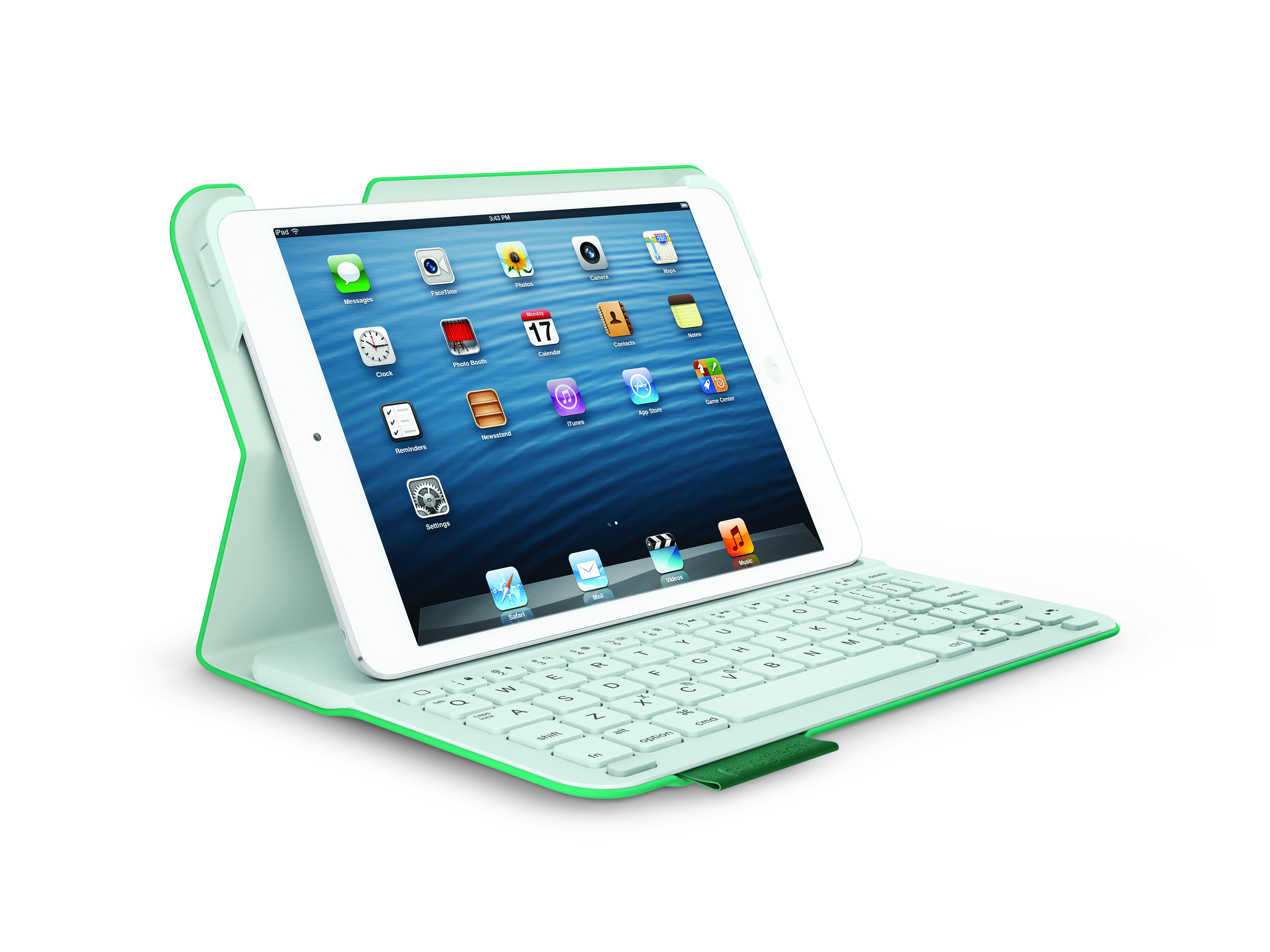 Logitech Folio iPad Mini iPad accessoire
