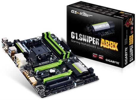 Gigabyte Gigabyte G1.Sniper A88X [FM2+ ATX 4x DDR3 2133 Multi-GPU Ready Onboar (G1.Sniper A88X)