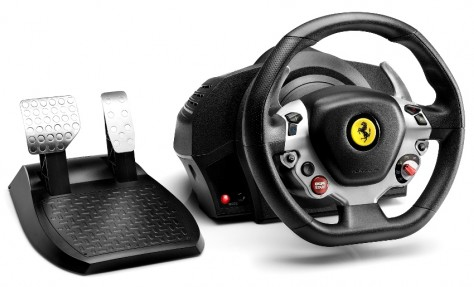 Spelcontroler Thrustmaster TX Racing Wheel Ferrari 458 Italia Edition