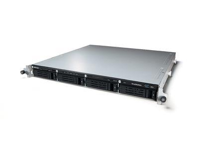 BUFFALO TeraStation 4400R - 4 bays Rackmount Diskless Enclosure NAS iSCSI - RAID 0/1/5/6/10 - 2xGbE