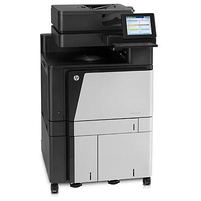 All-in-One Printer HP LaserJet M880z+