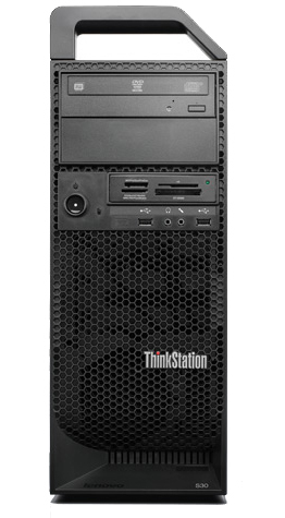 Werkstation Lenovo ThinkStation S30