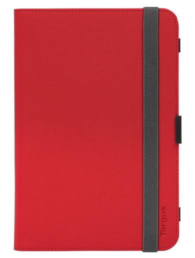 TARGUS Universal 7-8 Tablet Flip Case - Rot