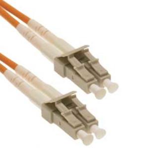 FUJITSU FC-Kabel OM4 MMF 5m LC/LC optimiert fuer Multimode 16 Gbit/s. Auch verwendbar für 8Gbit/s und 10 Gbit/s