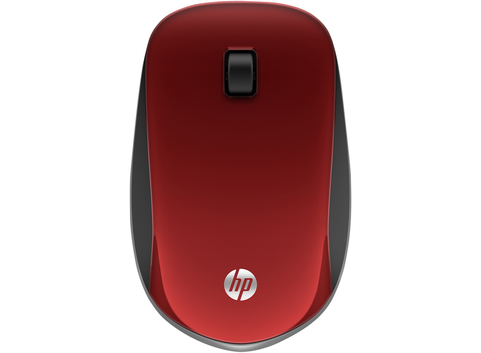 HP rode draadloze muis
