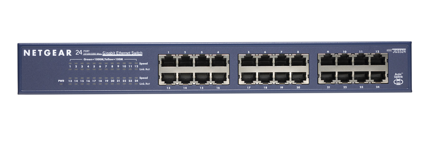NETGEAR JGS524 Gigabit Switch