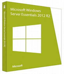 FUJITSU Windows Server 2012 R2 Essentials 2CPU ROK max 64GB RAM 25 User / 50 Devices (inklusive) als Gast-OS in Hyper-V virt.bar