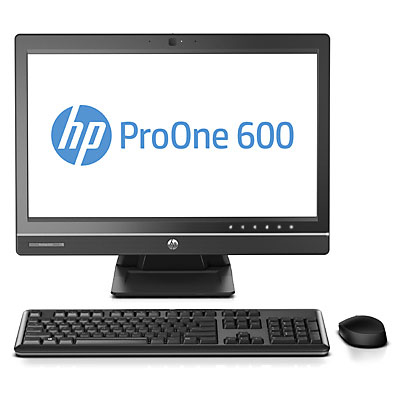 All-in-one HP ProOne 600 G1