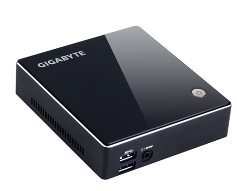 Barebone Gigabyte GB-BXCE-2955 PC/workstation barebone