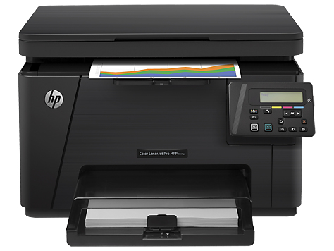 All-in-One Printer HP LaserJet Pro MFP M176n