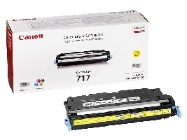 Laser Toner Canon 717Y