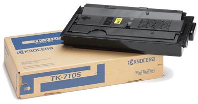 KYOCERA TK-7105 Toner schwarz Standardkapazität 20.000 seiten 1er-Pack