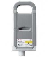 CANON PFI-701Y Tinte gelb Standardkapazität 700ml 1er-Pack