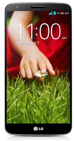 Smartphone LG G2 D802 4G Zwart 32GB