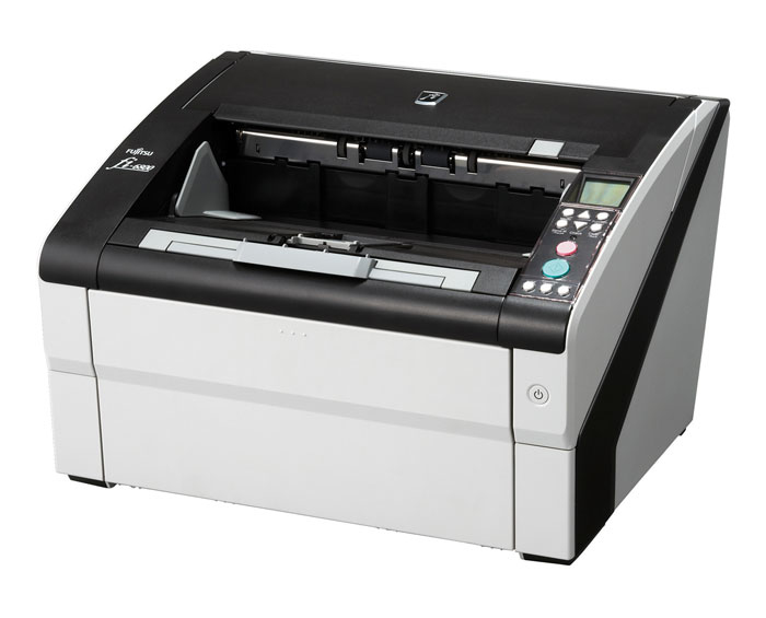 FUJITSU fi-6800 Scanner A3 color USB2.0 ADF duplex 130ppm TWAIN ISIS PaperStream Software