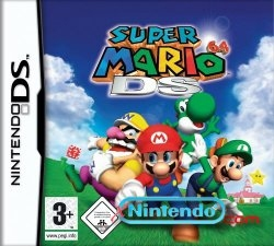 NUOVO 1820149 NINTENDO DS SUPER MARIO 64 DS NDS SUPER MARIO 64 DS DAY ONE 11/ DA