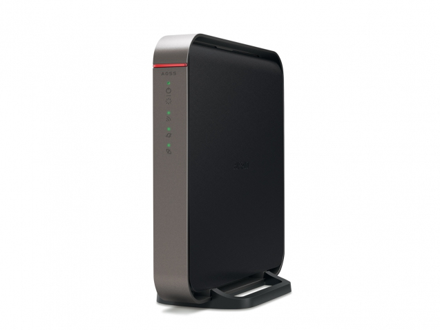 BUFFALO Wireless N900 Gigabit Dual Band Router