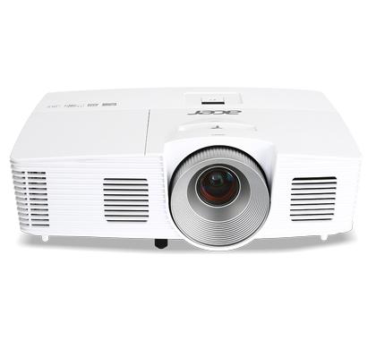 ACER H5380BD DLP Projektor 3000 ANSI Lumen WXGA 1280x720 13000:1 HDMI/MHL D-Sub 3D ready 2,5 KG