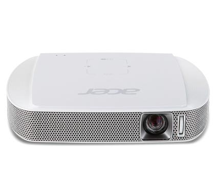ACER C205 DLP LED Projektor 150 ANSI Lumen ultraportabel WVGA 854x480 1000:1 HDMI/MHL
