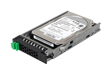 FUJITSU Disk Drive 4TB NL-SAS 7,2k rpm 8,9cm 3,5Zoll fuer DX100 S3 und DX200 S3 single shipment
