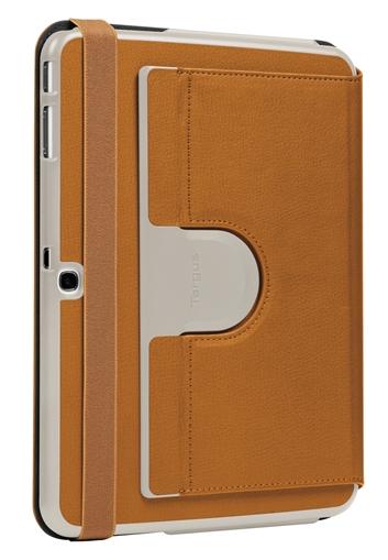 TARGUS Versavu Slim2 Samsung Tab4 25,7cm 10,1Zoll Caramel