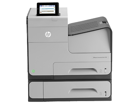 Inktjet & Foto Printer HP Officejet Enterprise Color X555xh