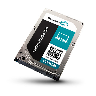 SEAGATE Laptop Ultrathin 500GB HDD Self-Encrypting Drive 5400rpm SATA 6Gb/s 16MB cache 6,4cm 2,5Zoll BLK 5mm SED