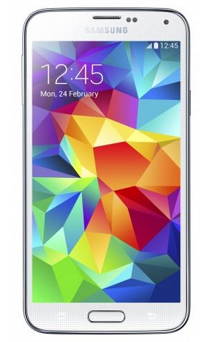 Smartphone Samsung Galaxy S5 4G Wit 16GB
