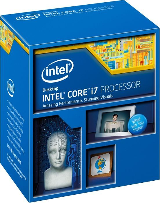 INTEL I7-4790S 3,2 GHz LGA1150 8MB Cache Low Power Boxed CPU
