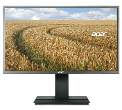 ACER B326HULymiidphz 81,3cm 32Zoll TFT LED Backlight 2xHDMI DisplayPort USB 100M:1 6ms 300cd/m hoehenverstellbar dunkelgrau