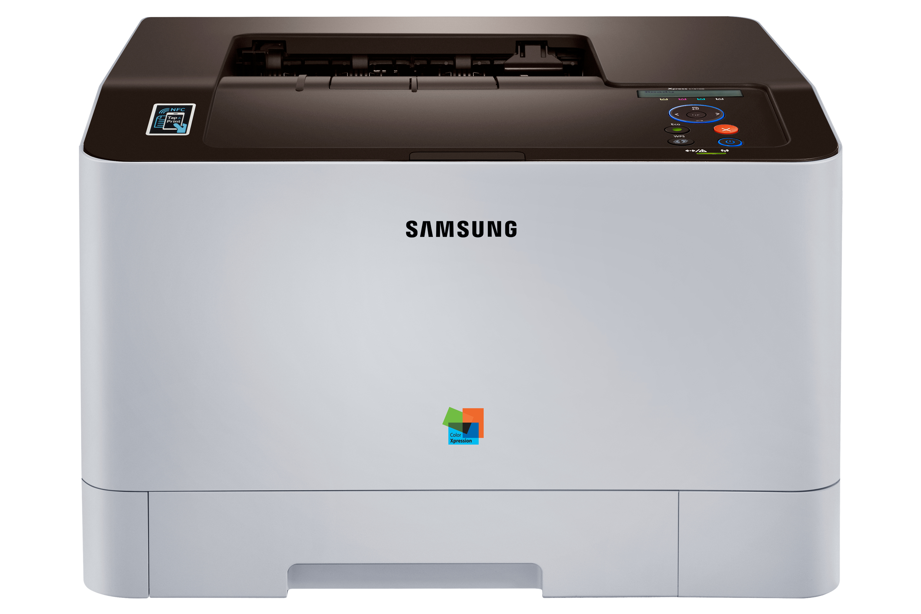 SAMSUNG Xpress C1810W Color Laser 18 ppm WLAN NFC