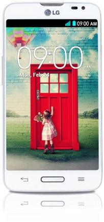 Smartphone LG L70 D320 Wit 4GB