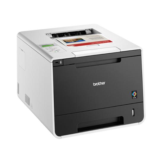 BROTHER HL-L8250CDN A4 color Laserdrucker 28ppm 2400x600pi 128MB 250Blatt Papierkassette