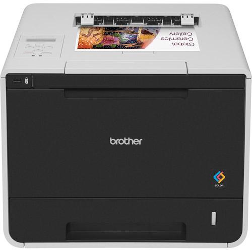 BROTHER HL-L8350CDW A4 color Laserdrucker 30ppm 250Blatt Papierkassette Duplex LAN/WLAN-PrintServer
