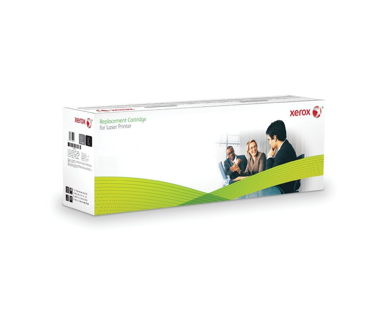 XEROX XRC Toner Schwarz CF210A Standard 1.600 Seiten fuer HP Color LaserJet M251N M251NW M276N MFP M276NW