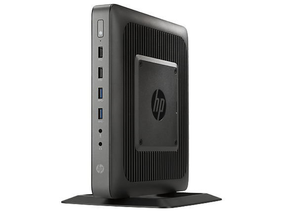 HP t620 WES 7P 64 AMD GX-217GA 1.65 GHzDual Core 16GB MLC mSATA SSD 4GB DDR3L-1600 SODIMM (1x4GB) ENERGY STAR USB VGA port