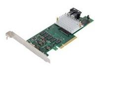 FUJITSU SAS/SATA RAID Controller 12 Gb/s basierend auf LSI MegaRAID SAS3108 PCIe 3.0 x8 8 interne ports Controller