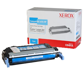 XEROX XRC Toner cyan fuer HP CP4005 alternativ zu CB401A 7500Seiten