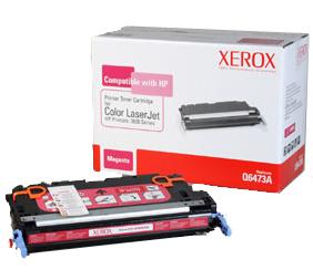 XEROX XRC Toner magenta fuer HP CLJ3600 alternativ zu Q6473A 4000Seiten