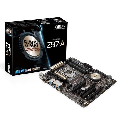 ASUS Z97-A Socket1150 Z97 SATA EXPRESS M.2 MB