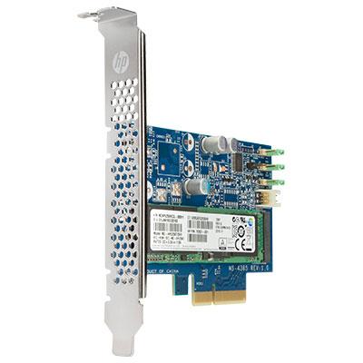 HP 512GB HP Z Turbo Drive PCIe SSD (needs 1 slot of PCIe x4) (Z230Z420Z620Z820)1170MB/s Read / 930MB/s Write